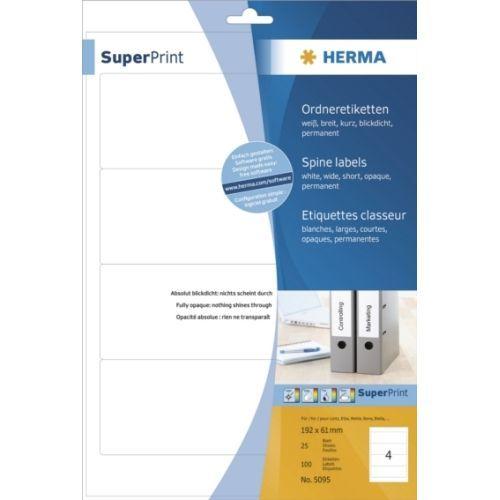 Super-Print Etikette 192x61mm Sonstige