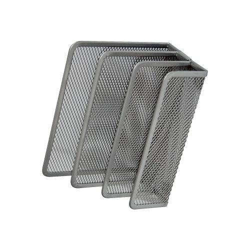 briefhalter silverline metall silber schwendy b robedarf. Black Bedroom Furniture Sets. Home Design Ideas
